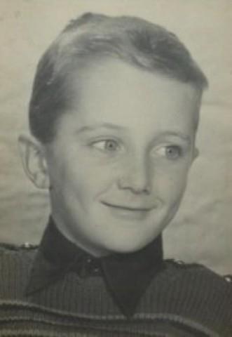 Жерар в 1949 году