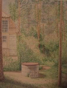 Картина М.Н. Квитко