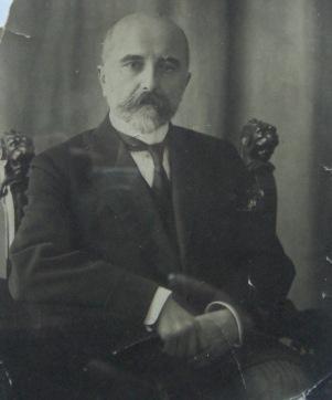 Дед А.П.Арцыбушева - Александр Алексеевич Хвостов