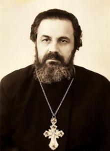 священник Евгений Амбарцумов
