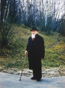 сентябрь 1983 года, Обнинск. Фотография В.И.Гоманькова