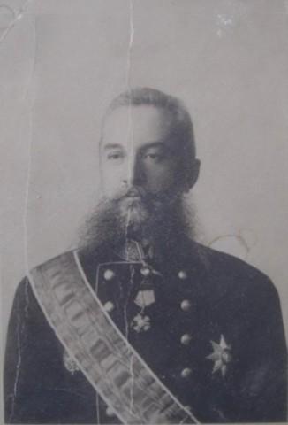 Виктор Алексеевич Бабин, дед В.А.Кисилёвой