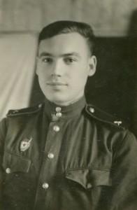 В.И.Гоманьков (февраль 1948 года)