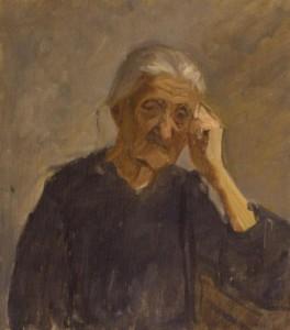 Александра Акимовна Малеева