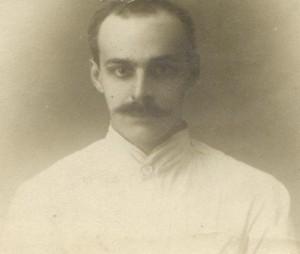 доктор Сергей Васильевич Тутунов (последняя фотография)
