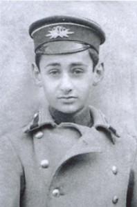 Андрей Васильевич Тутунов, 1903 год