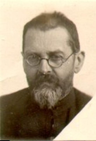 Мой отец. Москва, Ноябрь 1941 г. (последняя фотография, на паспорт).