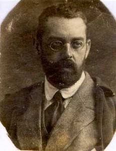 Фёдор Алексеевич Челищев (Сергиев Посад, 1924 год)