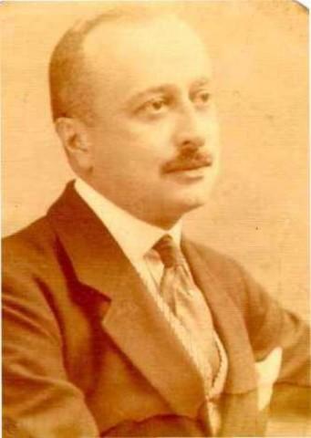 Мой дед А. П. Грёссер.