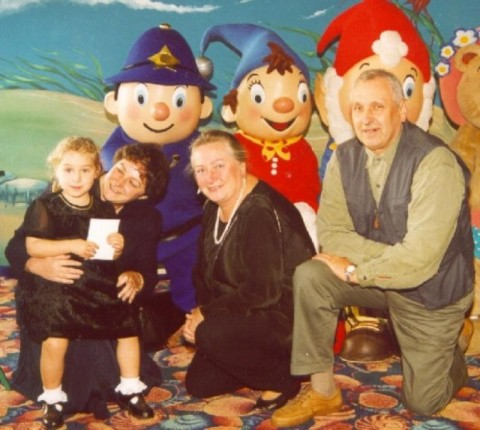 Три поколения Челищевых сегодня (2000 г.).