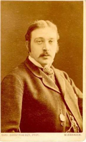 Мой дед А. М. Челищев.