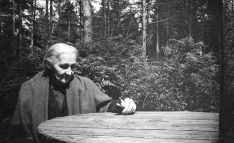 Анна Сергеевна Голицына (Лопухина), мать С.М.Мейен