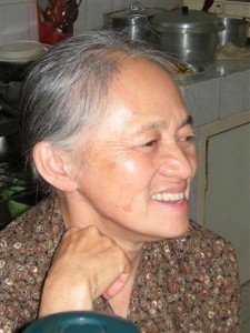 Вьетнамская христианка