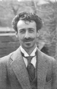 Андрей Васильевич Тутунов (апрель 1917 года)