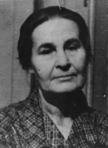 Елизавета Николаевна Тутунова
