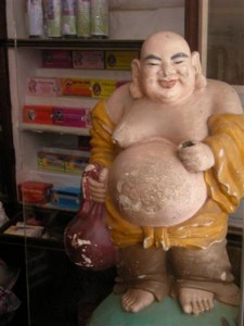 Вьетнамский Будда