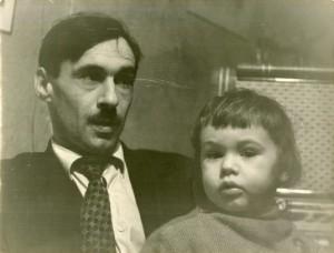 С А Тутунов с сыном Андреем