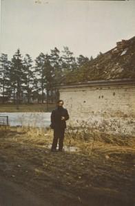 С А Тутунов (ноябрь 1979 г.). Никольское - Гагарино